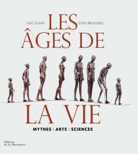 """Couverture """"Les Ages de la vie"""""""