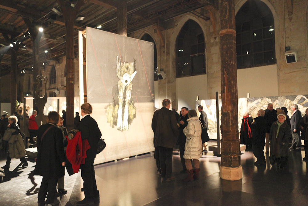 Exposition Lydie Arickx - 4