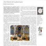 Une histoire de la Pharmacie - Article